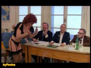 La Maturanda - Carmen Russo, Renzo Montagnani e Marisa Merlini