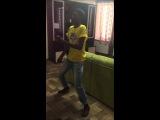 Step Up - Papa San Ft Da Truth (Gabriel freestyle dance)