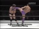 Бушидо: Набухико Такада - Джин Лайдик  #208 Nobuhiko Takada Vs Gene Lydick