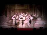 Datura Excerpt - Glide Trio at Tribal Fest 13