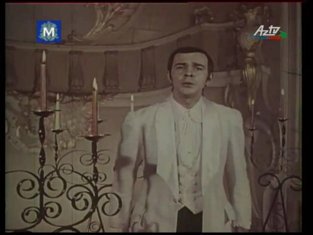Muslim Magomaev - Amarilli. Муслим Магомаев.