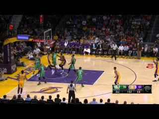 NBA Recap Haifa Maccabi Haifa vs Los Angeles Lakers | October 11, 2015 | Highlights