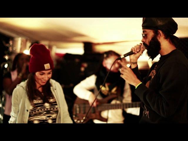 Sara Lugo feat. Protoje ls. Next Generation Family | Fire Farm Sessions Vol. 2 - Really Like You