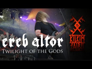 "EREB ALTOR - ""The Twilight of the Gods"" live at KILKIM ŽAIBU 15"