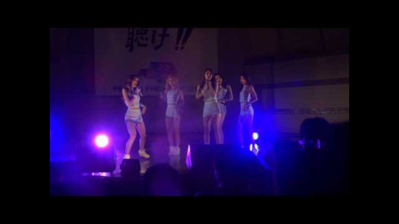 D-HOLIC 20150822 代々木公園 I don't know