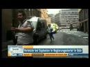Norwegen / Oslo: Explosion im Regierungsviertel - Erste Berichte, 22. Juli 2011