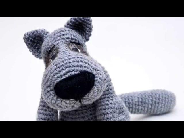 Амигуруми схема Волка Игрушки вязаные крючком Free crochet patterns Free crochet patterns
