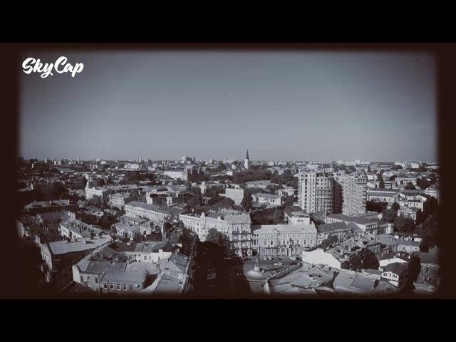 SkyCap Aerovideo: Walking on Odessa with Leonid Utesova