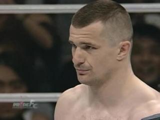 Mirko Filipovic vs Josh Barnett - Pride FC 28 [31.10.04]