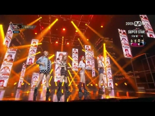 2EYES - PIPPI @ M! Countdown 150903