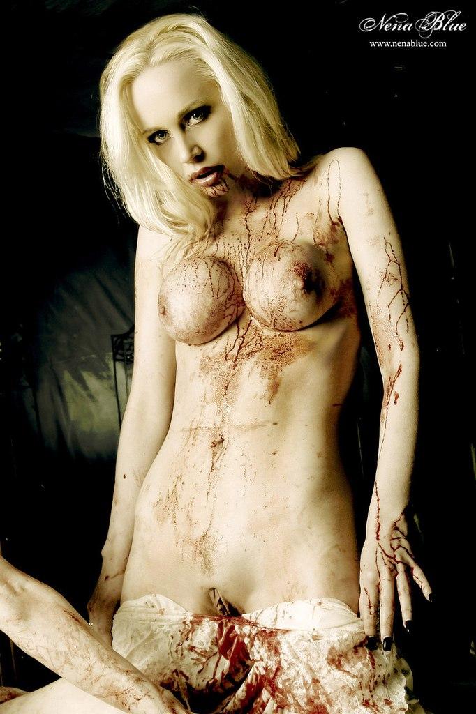 фото вампирш голых