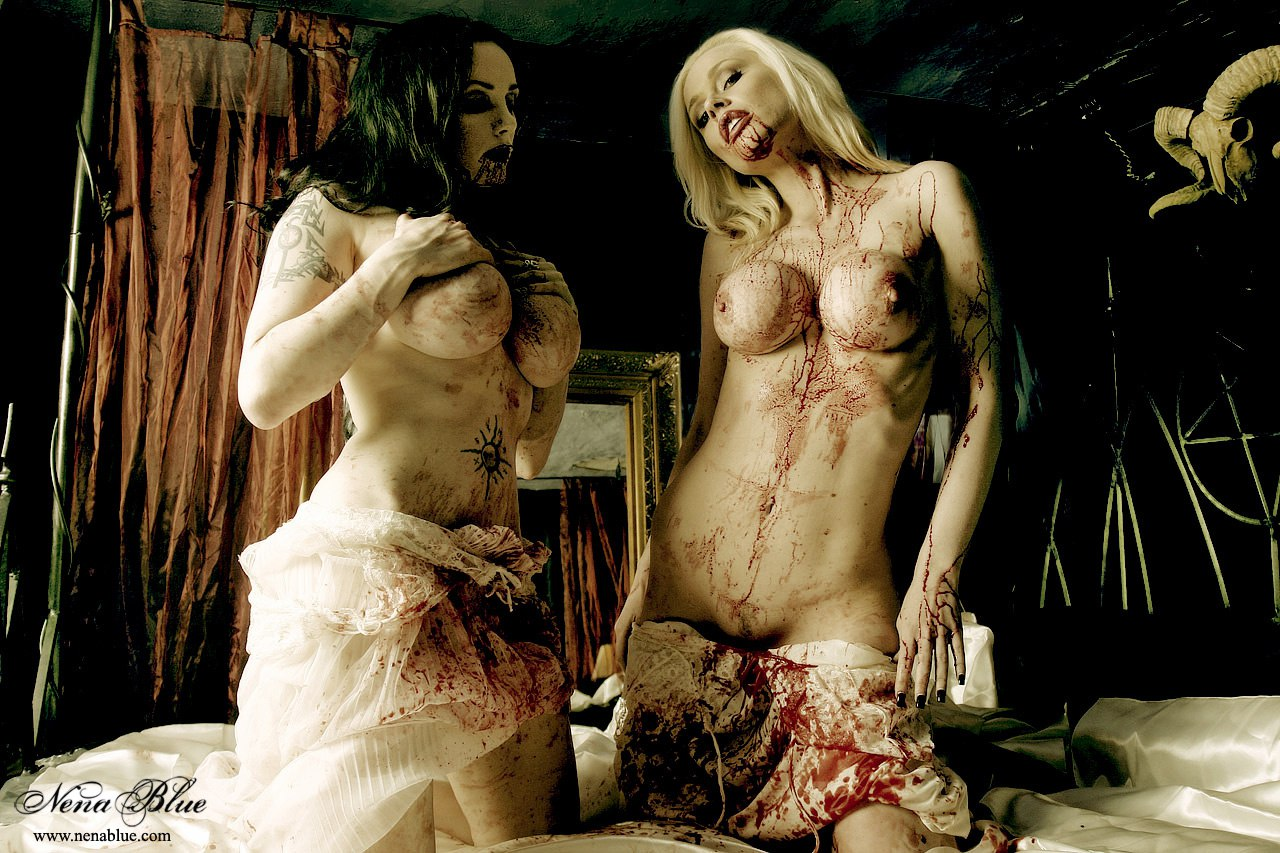 Vampire doing hot sex pictures cartoon shaved girls
