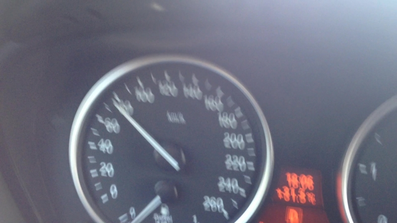 BMW E60 530xd после DieselBoost