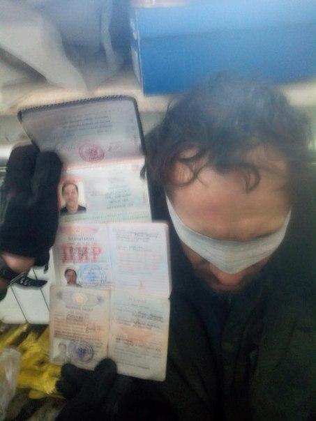 В районе Новотошковки террористы попали в газопровод - возник пожар, - пользователи соцсетей - Цензор.НЕТ 9401