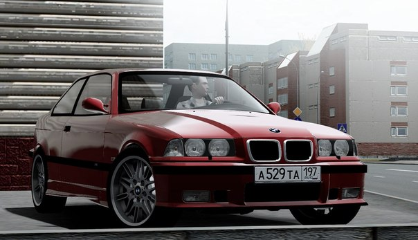 City Car Driving :: Topic: BMW M3 E36 - 1 50 (1/1)