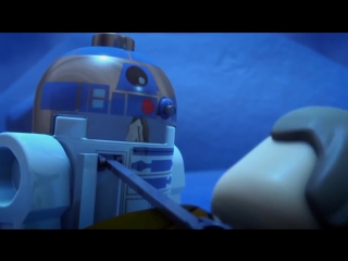 Лего - Звёздные Войны - Хроники Йоды  2 эпизод  Угроза Ситхов