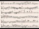 John Coltrane Mr PC Solo Transcription