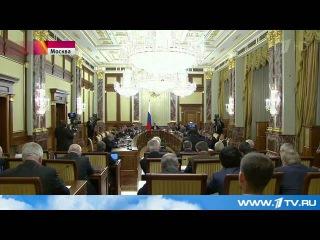 В правительстве обсудили тему долгов потребителей по оплате услуг ЖКХ