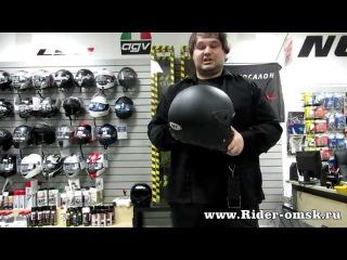 Краш тест мотошлема HJC и китайский шлем. Полное видео.