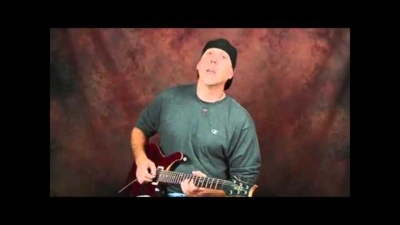 Урок блюз-роковой импровизации (для начинающих)