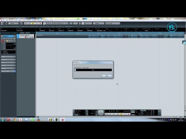 Как определить темп вокала и как изменить вокал под темп