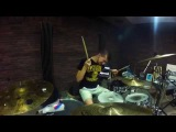 nobody.one - omega (Роман Петросян drum solo)