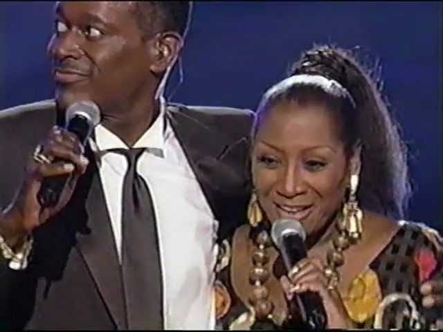 Patti LaBelle Luther Vandross performance / The Aretha Franklin Years