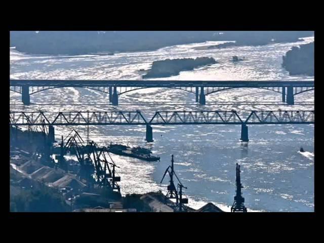 Черныш и Барселона В Новосибирске не разводятся мосты