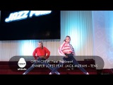 Jennifer Lopez feat. Jack Mizrahi  Tens  choreography by Open Crew at the Feel the beat