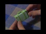Чемодан из спичечного коробка для кукол / ОЧЕНЬ ПРОСТАЯ ПОДЕЛКА / DIY / HANDMADE