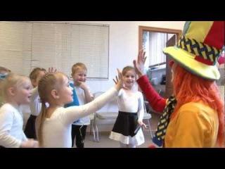 Фильм День рождения с клоуном в детском саду! 5 лет