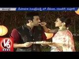 Ranbir Kapoor And Deepika Padukone Celebrates Diwali In Delhi | Tamaasha Movie Promotion
