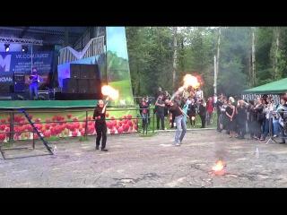 FireJam 2015 - Портнов Федор и Алексеева Ольга (Logrus) (ипровизация)
