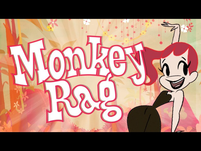 Monkey Rag An Animated Short by Joanna Davidovich