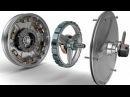 Уникальное мотор-колесо Шкондина. В гостях у изобретателя
