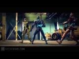 MK TheorySektor &amp Cyrax vs. Hydro