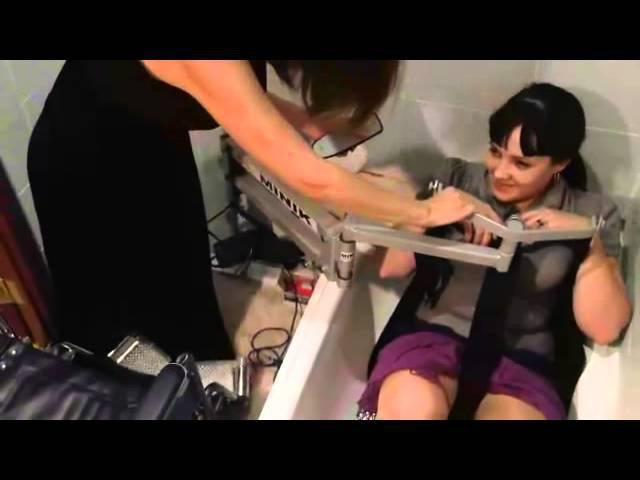 Подъемник для ванны для инвалидов
