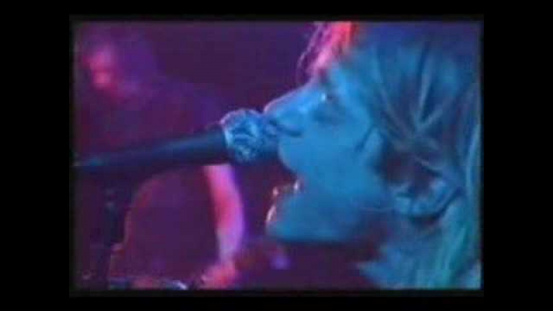 Nirvana - come as you are (live) holland complete