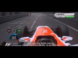 F1 2014 Jules Bianchi Onboard Monaco. You Are The Best ! #ForzaJules