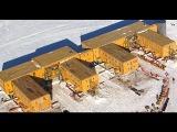National Geographic. Суперсооружения: Станция на Южном полюсе