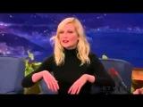 Kirsten Dunst spricht Deutsch speaks German