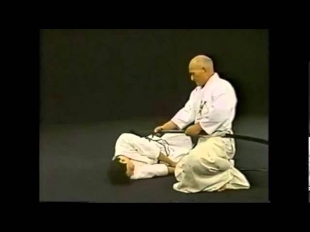 Hakuo Sagawa - Muso Shinden-ryu Omori-ryu (detailed)