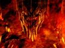 Саурон против всех битва Скайрим Skyrim Sauron vs all