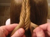 How to do a Fishbone Braid How to Fishtail Braid BabesInHairland.com