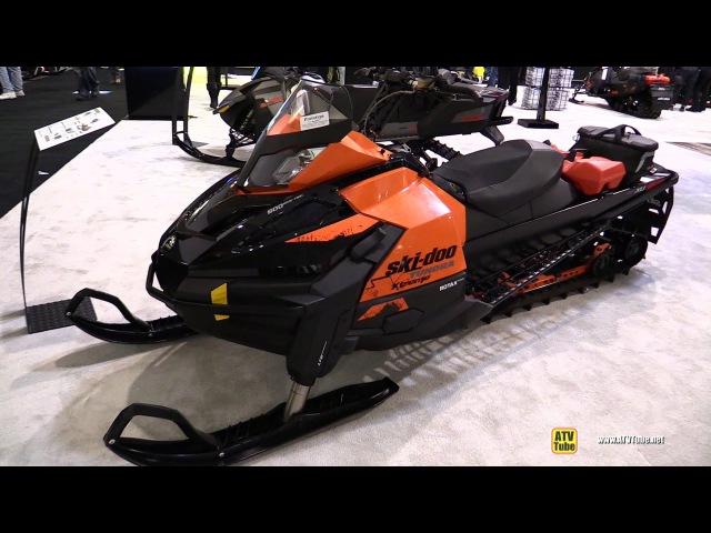 2015 Ski-Doo Tundra Xtreme 600 HO - Walkaround - 2014 Toronto ATV Show