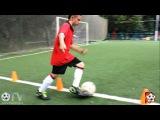 ДЮС ОФ | ГПN7 | Подбивание мяча внешней стороной носка и внутренней частью стопы