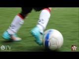 ДЮС ОФ | ГПN6 | Подбивание мяча внешней стороной носка