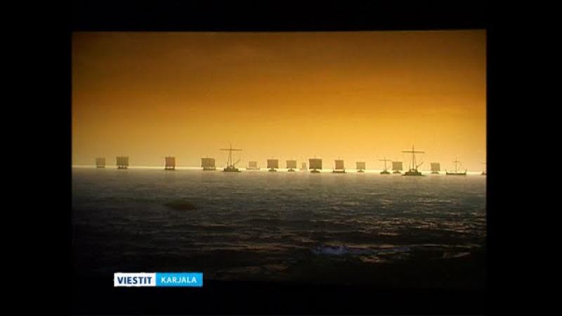 Kalevala - Uusi aika -elokuva esitetty Petroskoissa
