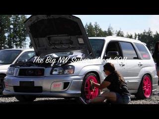 The Big Northwest Subaru Meet 2011 |NEW|