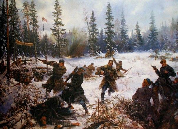 нельзя бой за коллу в зимнюю Альпика Российская компания